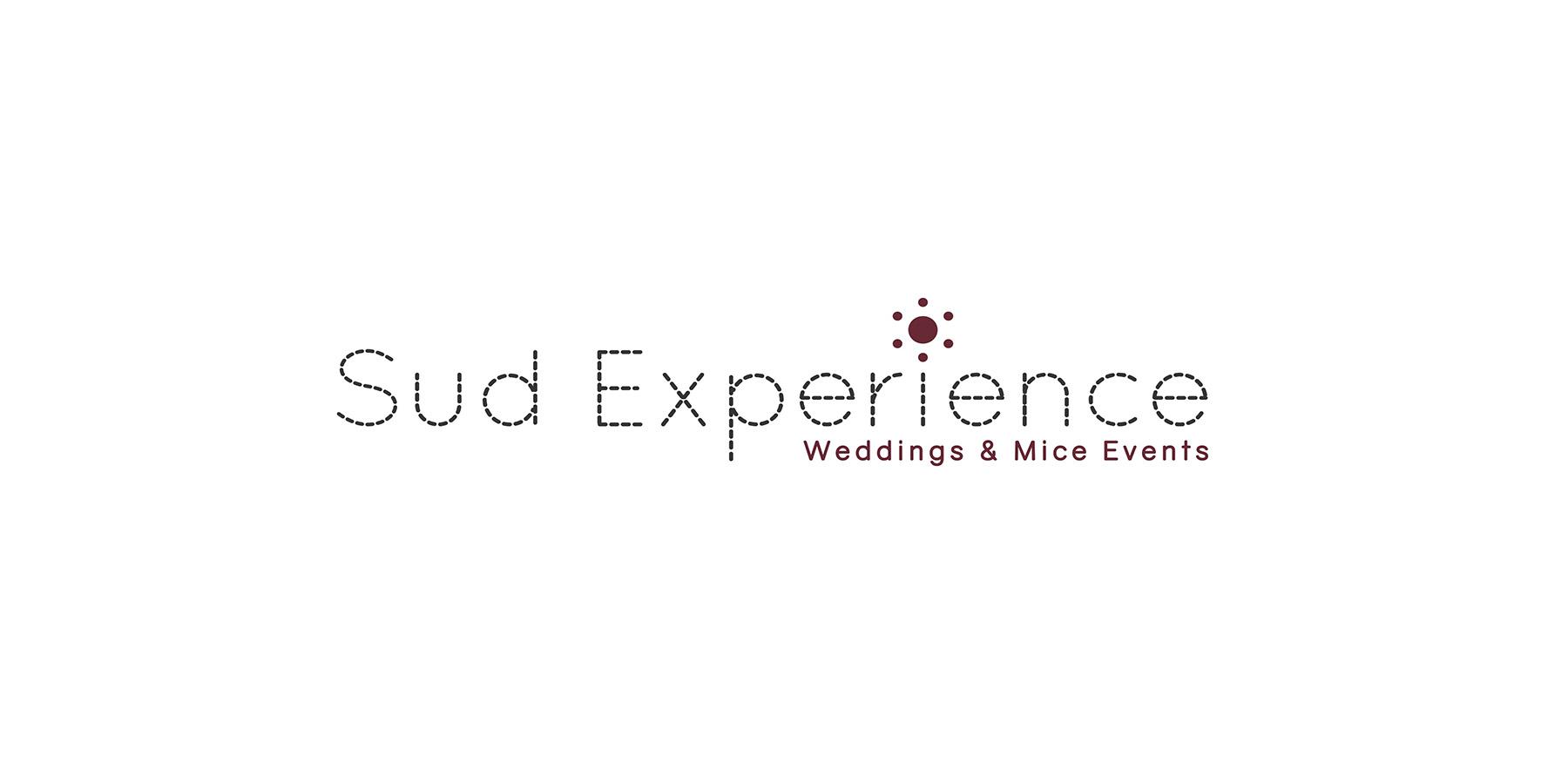 logo sudexperience domenica giorgio weddings mice events
